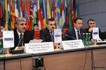 Tajikistan summarized its Chairmanship of the OSCE Forum for Security Co-operation