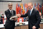 Tajikistan assumes the Chairmanship of the OSCE Forum for Security Co-operation